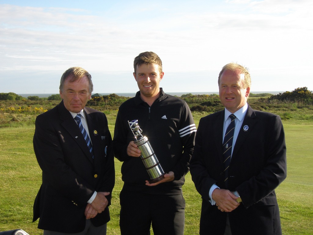 Porteous Wins Scottish Amateur at Southerness