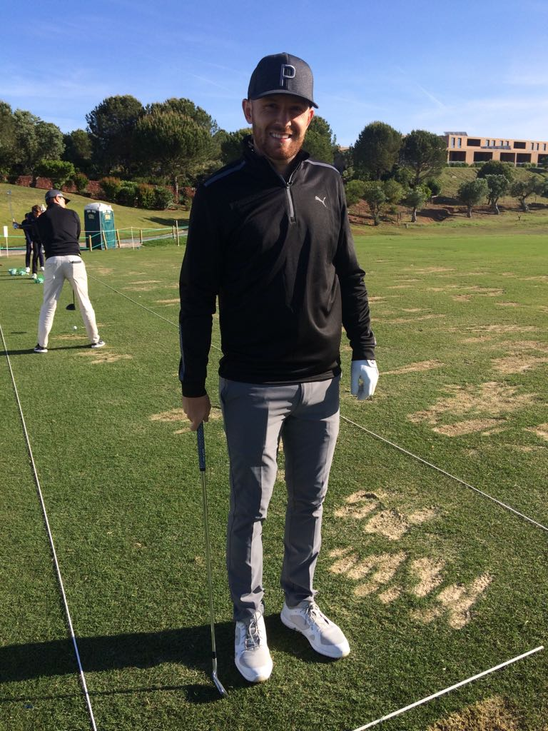 Porteous Showing Good Form